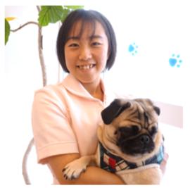 【動物看護師】岩永今日子