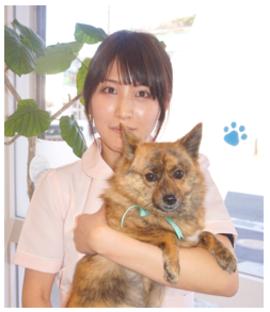 【動物看護師】工藤 良子