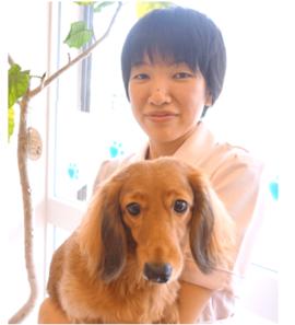 【動物看護師・トリマー】倉松 晃乃
